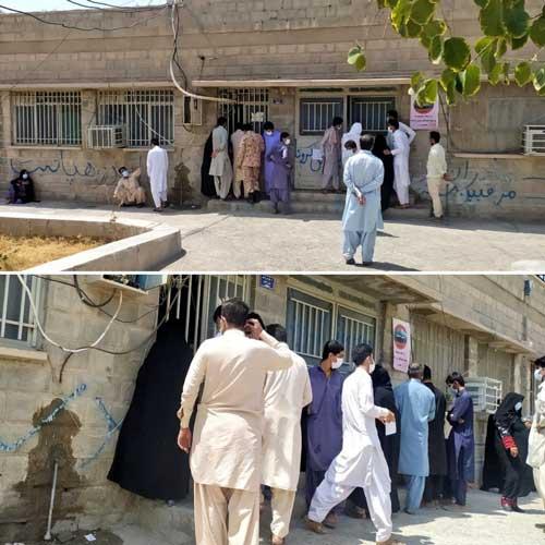 سیستان و بلوچستان در شرایط کرونایی/ عکس
