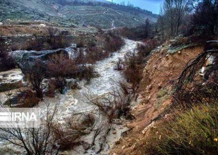 برخی شهروندان در سیل کرمان مفقود شدند