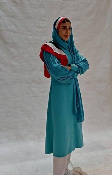 رونمایی از لباس رسمی زنان و مردان المپیکی ایران