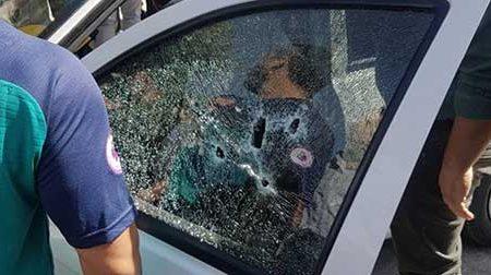 زن عصبانی ، شوهرش را در خیابان تیرباران کرد/ عکس