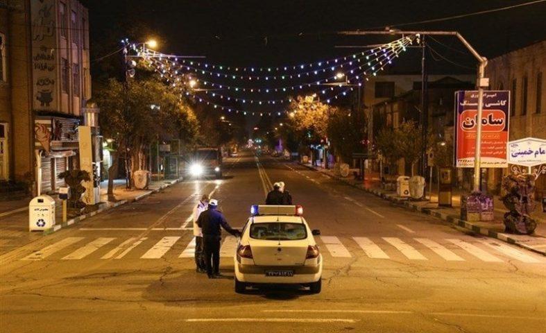 پلیس: لغو منع تردد شبانه به پلیس راهور پایتخت ابلاغ نشده
