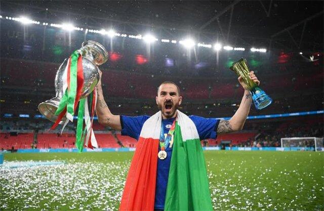 سخنان تحریکآمیز مدافع ایتالیا بعد از قهرمانی اروپا