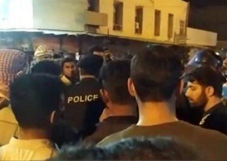 برخی معترضان ناآرامیهای اهواز آزاد شدند