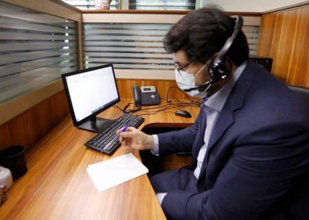 پاسخ بذرپاش به اولین تماس سامانه نظارت مردمی