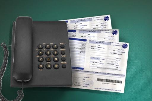 بدهی ۲۰ هزار تومانی تلفن ثابت در یک ماه موجب قطع تلفن می شود