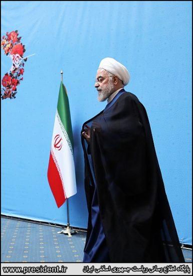آخرین سخنان حسن روحانی به عنوان رئیس جمهور ایران