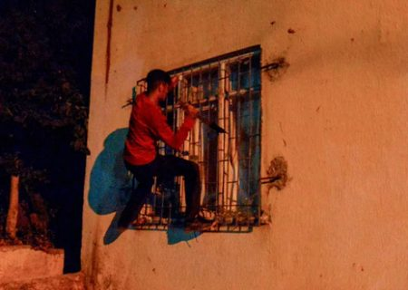درگیری شهروندان ترکیه با خانواده های مهاجر سوری/عکس