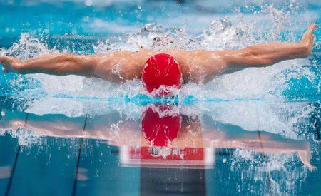 مسابقات شنای پارالمپیک توکیو/ عکس