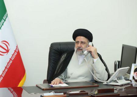 جزئیات تماس تلفنی ابراهیم رئیسی و رئیس شورای اروپا