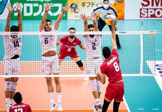 والیبال ایران به فینال رسید
