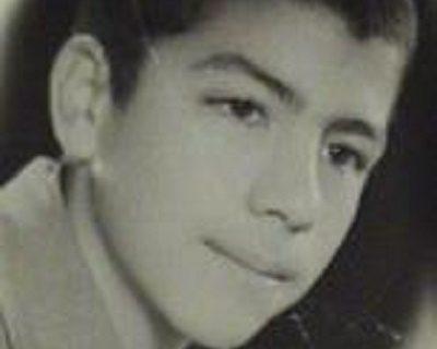ابراهیم رئیسی در دوران کودکی/ عکس