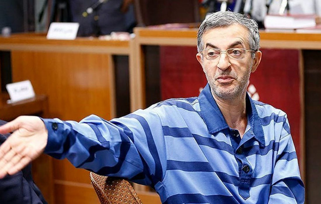 مشایی در مرخصی بیرون از زندان است و غیبت دارد