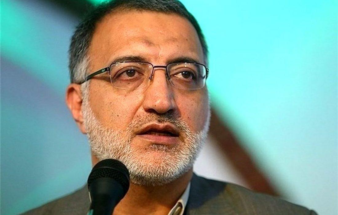 بدهی شهرداری تهران به روایت زاکانی