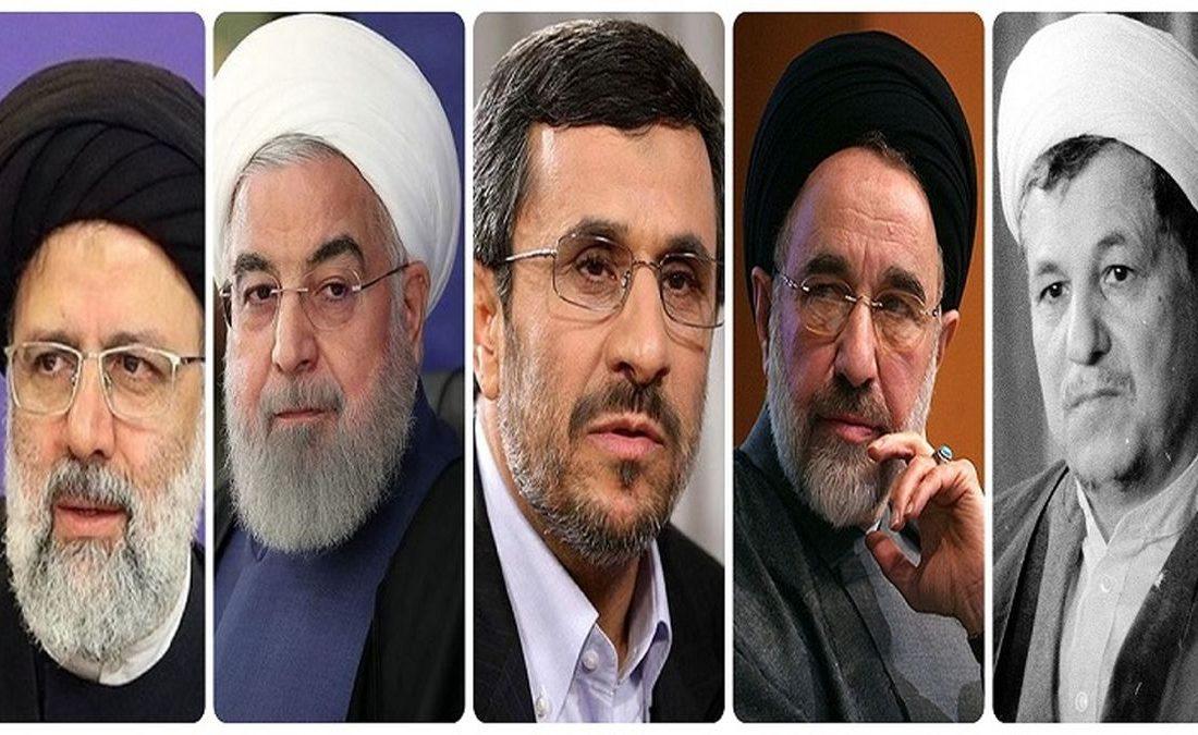 رؤسای جمهوری ایران از کجا دکترا گرفتند؟
