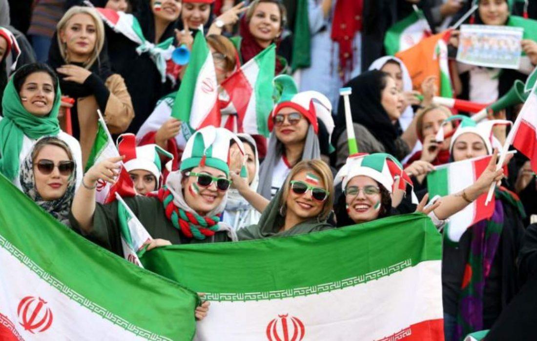 فیفا نامه تعهد قدیمی تاج برای ورود زنان به بازی های لیگ را به جریان می اندازد