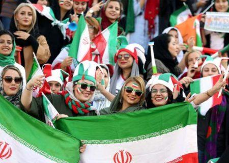 مجوز حضور زنان در دیدار ایران-کره جنوبی صادر شد