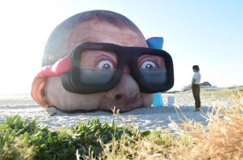جشنواره مجسمه های بزرگ در استرالیا/ عکس