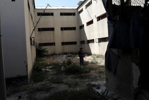 زندان کابل پس از تسلط طالبان/ عکس
