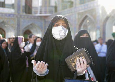 سفر ۳.۷ میلیون زائر به مشهد در روزهای پایانی ماه صفر