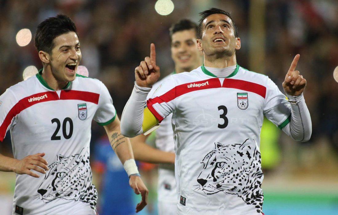 ناگفتههای طراح یوز ایرانی روی پیراهن تیم ملی