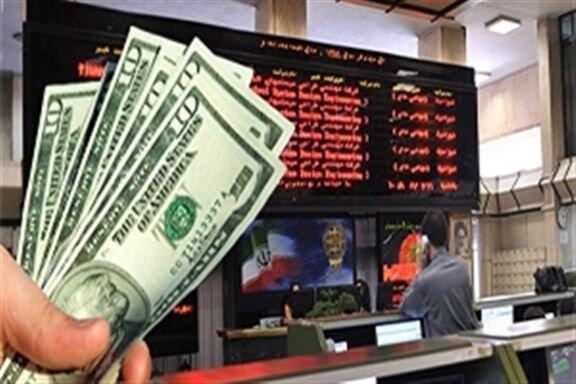 سیگنال دلار به بورس