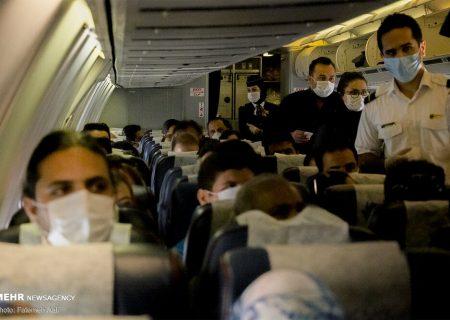 دلیل پرشدن هواپیما ؛ تخلف دوباره ایرلاینها یا تغییر پروتکلها