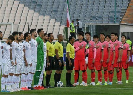 واکنش AFC به تساوی ایران و کره جنوبی