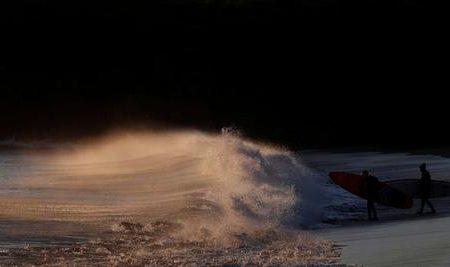 موج سواران انگلیسی /عکس