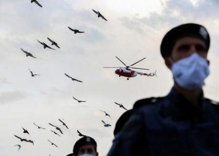 مراسم ویژه روز پلیس در لیبی/ عکس