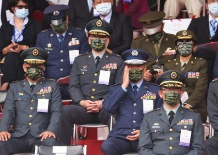 مراسم روز ملی تایوان/ عکس