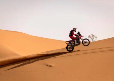 """مسابقات بین المللی موتورسواری """"رالی مراکش ۲۰۲۱"""" / عکس"""