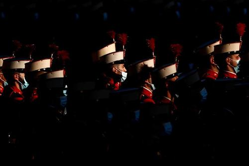 رژه روز ملی اسپانیا در مادرید/ عکس